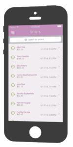 Mountain Projects - Digitalisierung - Online Shop Bestellungen App Administration