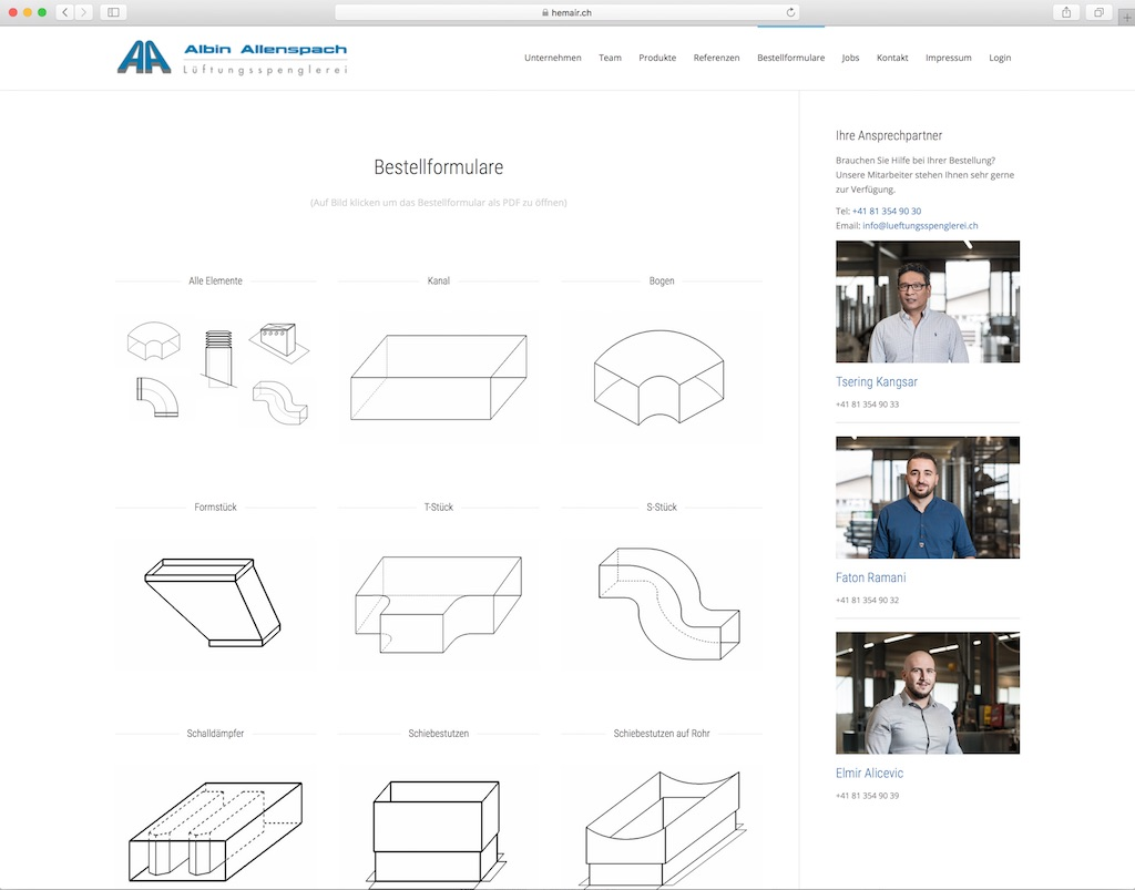 Mountain Projects - Digitalisierung