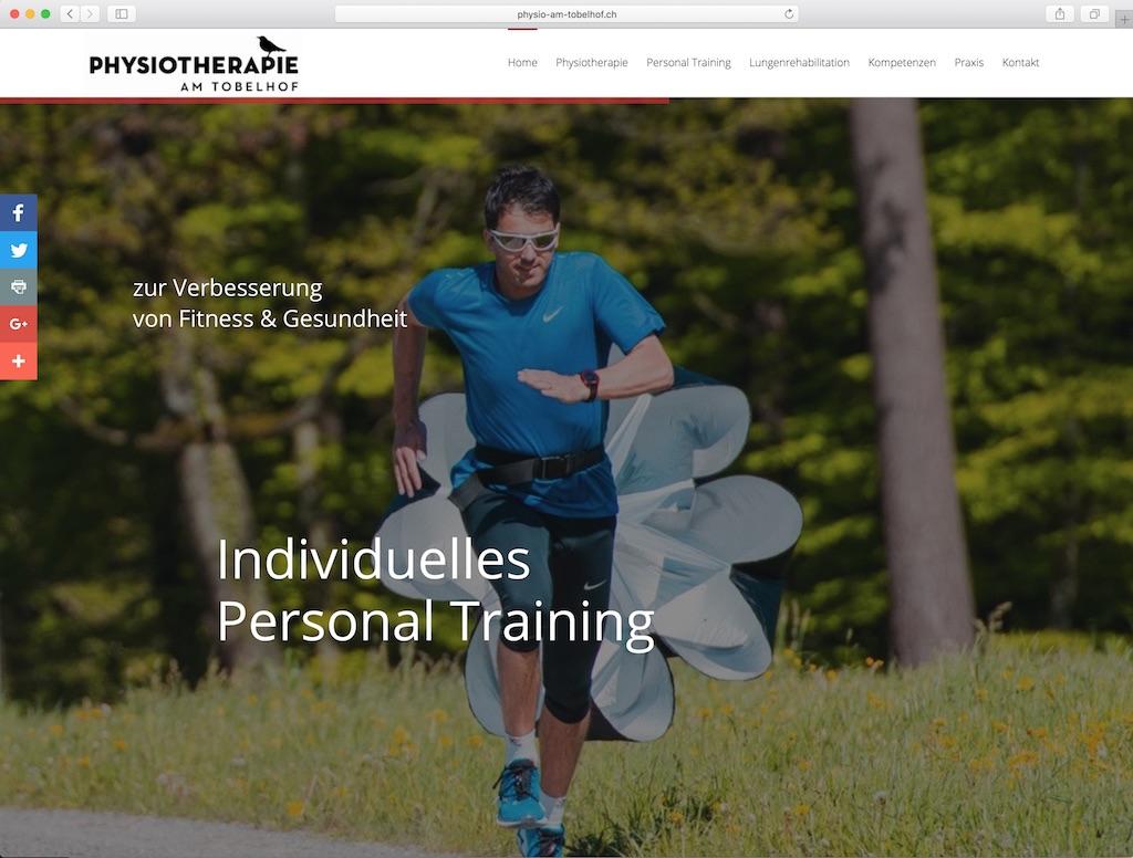 Mountain Projects - Digitalisierung - Physiotherapie Zürich